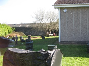 Nerf Parties Leeds at Nerf War at Moorside Community Center, Bramley, Leeds 2
