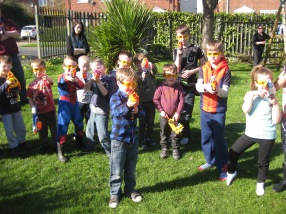 Nerf Party. Nerf Parties Leeds, Nerf Party in Bramley Nerf War Bramley 6