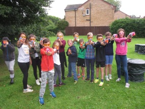 Nerf Parties Leeds at Nerf War at Easingwold Nerf Party York Nerf War in North Yorkshire 4