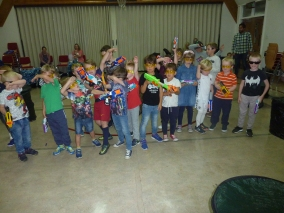 Nerf Parties Leeds Nerf War West Yorkshire Leeds Nerf Party Ideas for Leeds Nerf Kids Birthday Party West Yorkshire 6