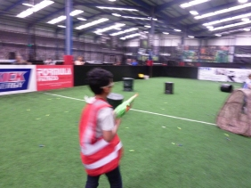 Nerf Parties Leeds Nerf War A1 Football Factory Nerf Party Ideas for Wakefield Nerf Kids Birthday Party 1