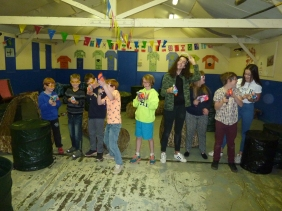 Nerf Parties Leeds Nerf War Wakefield Nerf Party Ideas for Sherburn Nerf Kids Birthday Party West Yorkshire 3