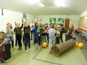 Yorkshire Nerf Parties Leeds Nerf War Bramley Nerf Party Ideas for Bramley Nerf Kids Birthday Party West Yorkshire 1