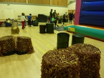 Havercroft Nerf Parties Leeds Nerf War in Wakefield: Nerf Party Ideas for Nerf Kids Birthday Party Yorkshire Nerf Party UK… Nerf games as rival teams have a mega Nerf blast!