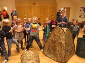 Monk Fryston Nerf Parties Leeds Nerf War in Pontefract: Nerf Party Ideas for Nerf Kids Birthday Party. Yorkshire Nerf Party UK... Nerf games as rival Nerf teams have a mega Nerf blast!