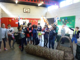 Moortown Nerf Parties Leeds Nerf War Moortown Nerf Party Ideas for Leeds Nerf Kids Birthday Party Yorkshire Nerf Games (6)