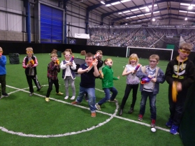 Knottingley Nerf Parties Leeds Nerf War Castleford Nerf Party Ideas for Nerf Kids Birthday Party & Adult Nerf Party Rival War at Yorkshire Nerf Party A1 Football Factory (6)