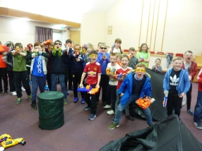 Tong Nerf Parties Leeds Nerf War Bradford Nerf Party Ideas for Nerf Kids Birthday Party & Adult Nerf Party Rival War at Yorkshire Nerf Party (2)