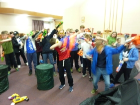 Tong Nerf Parties Leeds Nerf War Bradford Nerf Party Ideas for Nerf Kids Birthday Party & Adult Nerf Party Rival War at Yorkshire Nerf Party (6)