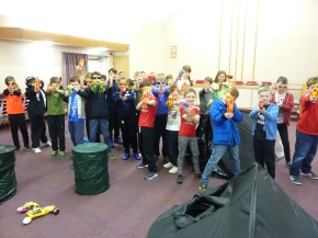 Tong Nerf Parties Leeds Nerf War Bradford Nerf Party Ideas for Nerf Kids Birthday Party & Adult Nerf Party Rival War at Yorkshire Nerf Party