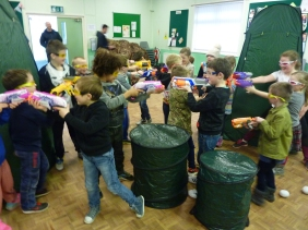 Bingley Nerf Parties Leeds Nerf War Bradford Nerf Party Ideas for Nerf Kids Birthday Party Adult Nerf Party Rival War at Yorkshire Nerf Party Bingley (4)