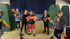Shipley Nerf Parties Leeds Nerf War Bradford Nerf Party Ideas for Nerf Kids Birthday Party Adult Nerf War Party at Yorkshire Nerf Party Bingley (10)