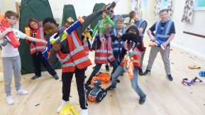 Nerf Parties Leeds Nerf War Knaresborough Nerf Party Harrogate Nerf War Calcutt Nerf Party Ideas for Nerf Party in North Yorkshire Nerf Anywhere!
