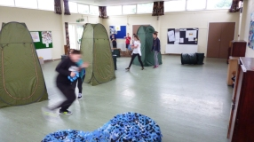 Nerf Parties Leeds Nerf War Games Nerf arena Pudsey Nerf Party in Leeds Team building Nerf Gun Games and Nerf gun wars Nerf gun party ideas for Nerf gun birthday party Yorkshire Nerf par