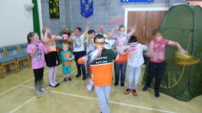 Nerf Party Nerf War near Bingley by Nerf Parties Leeds. Yorkshire Nerf Party ideas and team building Nerf gun party and Nerf gun games including Nerf Zombie invasion! (2)