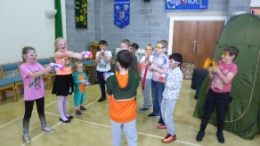 Nerf Party Nerf War near Bingley by Nerf Parties Leeds. Yorkshire Nerf Party ideas and team building Nerf gun party and Nerf gun games including Nerf Zombie invasion! (5)