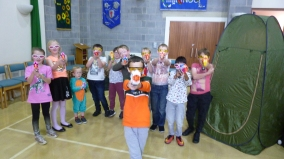 Nerf Party Nerf War near Bingley by Nerf Parties Leeds. Yorkshire Nerf Party ideas and team building Nerf gun party and Nerf gun games including Nerf Zombie invasion!